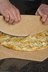 Epicurean Pizza Cutter Nat/Slt