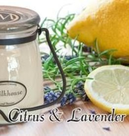 Milkhouse Candles Butter Jar 16oz