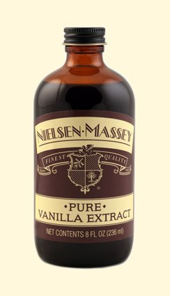 Nielson Massey 8oz Pure Vanilla