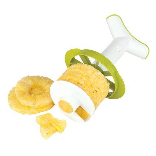 True Pineapple Slicer Wedger Green