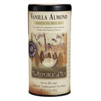 Republic of Tea Vanilla Almond bags