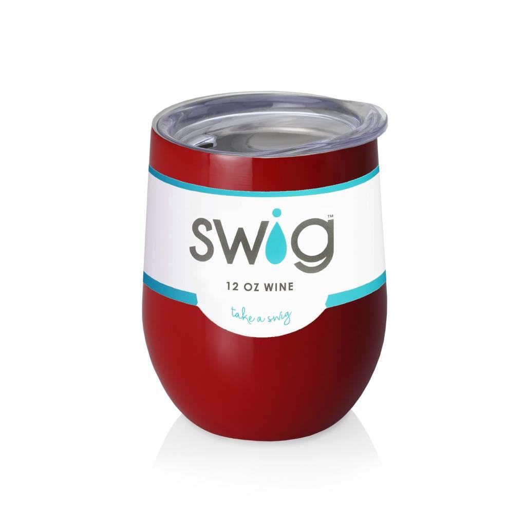 Swig 12 oz Stemless Wine
