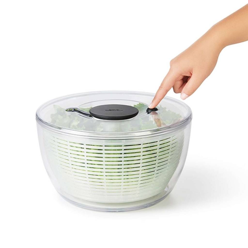 Oxo Oxo Salad Spinner Clear-Large