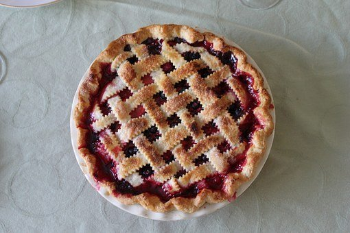 Pi Day Pie Class with Maggie Hanson 3/13/18