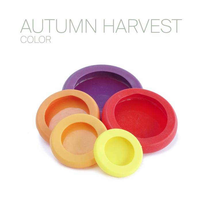Food Huggers Autumn Harvest set/5