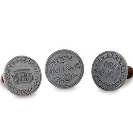Nordic Ware Cookie Stamp Sayings