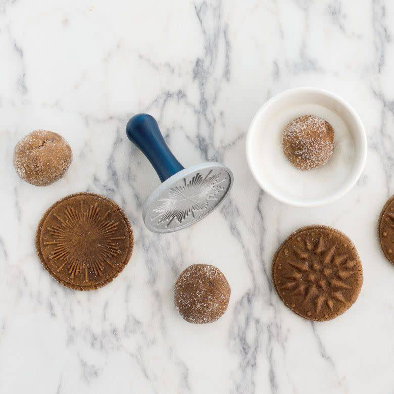 Nordic Ware Cookie Stamp Starry Night
