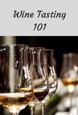 Wine 101 Cooking Class - 9/27/18