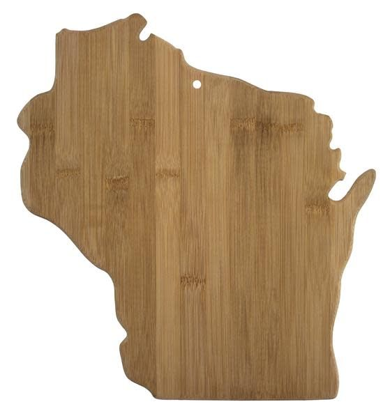 Totally Bamboo WI Cutting Board