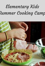Elementary Kids Cooking Camp Ages 6-10