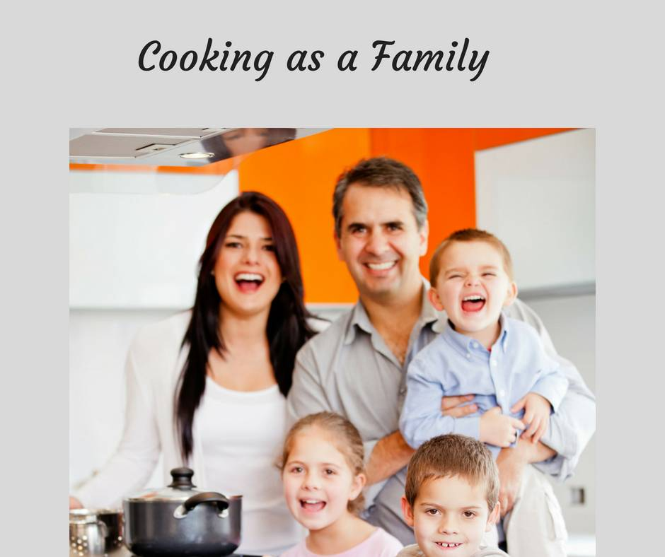 Cooking as a Family Cooking Class 4/7/19