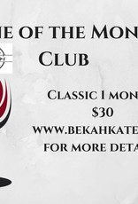 Wine of The Month Club Classic 1 Month