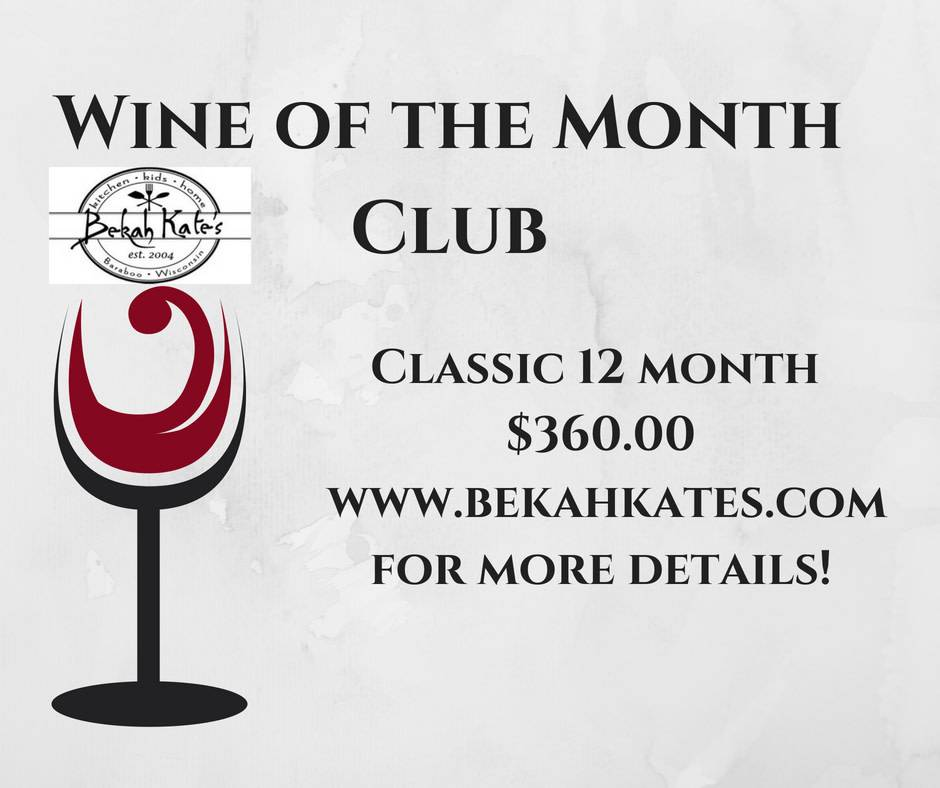 Wine of The Month Club Classic 12 Month