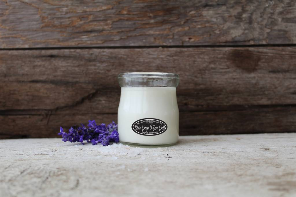 Milkhouse Candles Cream Jar