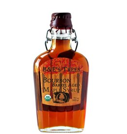 B&Es Trees Bourbon Barrel Aged Maple Syrup 8oz