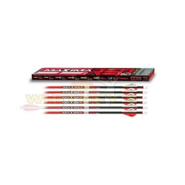 Eastman Outdoors Carbon Express Maxima Red SD 350 Arrows - 6 Pack