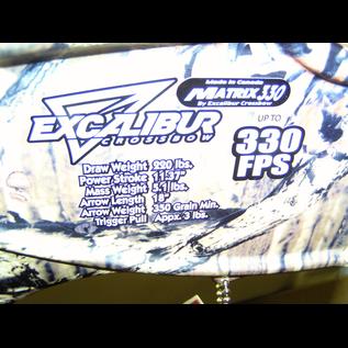 Excalibur Excalibur Matrix 330 - LSP Crossbow Package With Free Rangefinder