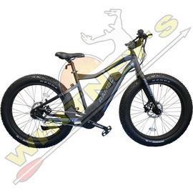 "Alliance/Rambo Bikes 2019 Rambo Bike 750W Matte Black & Gray W/26"" Tire"