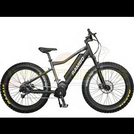 Alliance/Rambo Bikes Rambo Bike 750W Carbon Xtreme Performance