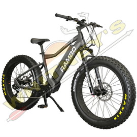 Alliance/Rambo Bikes Rambo Bike 1000XPS Carbon Extreme Performance Front Suspension