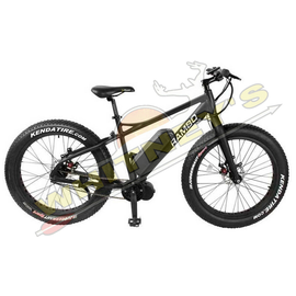 Alliance/Rambo Bikes Rambo Bike 750W Matte Black - G3
