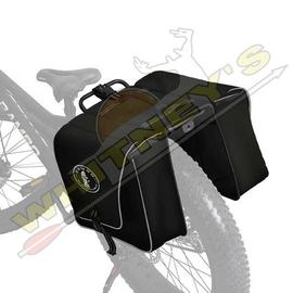 Alliance/Rambo Bikes Rambo Black Accessory Saddle Bag Full