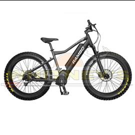 Alliance/Rambo Bikes Rambo Bike 750W Extreme Performance Front Suspension -Carbon Fiber