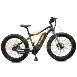 "Alliance/Rambo Bikes Rambo 750W Viper Woodland Camo W/26"" Tire"