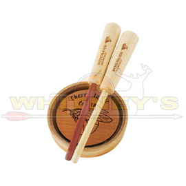 Woodhaven Calls Woodhaven Custom Calls Cherry Classic Crystal-WHO55