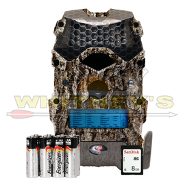 Plano Wildgame Innovations Mirage 18 Lightsout Game / Trail Camera Bundle