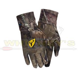 Blocker Outdoors, LLC Blocker Outdoors Shield S3 Touch Text Glove Realtree Edge - LARGE