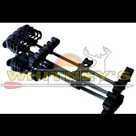 Trophy Ridge Trophy Ridge Hex Lite 5 Arrow Quiver-Black-AQ110
