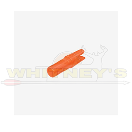 Gold Tip Gold Tip GT Nock .246 Flo Orange 1 Dz.