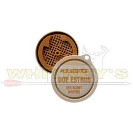 Hunter Specialties (HS) HS/ Hunter's Specialties Doe Estrus Scent Wafers-01001