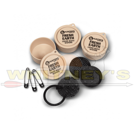 Hunter Specialties (HS) HS/Hunters Specialties Fresh Earth 9 Scent Wafers-01021
