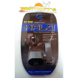 G5 G5 Halo Full Containment Rest L/R Black 348