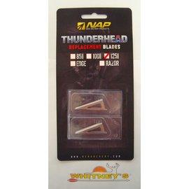 New Archery Products (NAP) NAP Thunderhead 125 Grain Replacement Blades / Broadhead