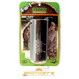 Primos PRIMOS Hoot Flute Turkey Locator Call 4-in-1 314