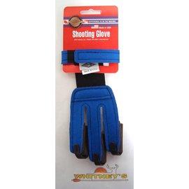 Neet Archery Products Neet Archery Products - Youth Shooting Glove - Blue