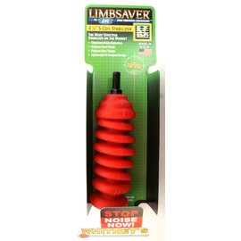 "Sims Vibration Laboratoy Sims Vibration Labratory-Limbsaver 4.5"" S-Coil Stabilizer-Red-4150"