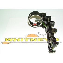 Axion Archery Axion Vue 3 Pin Sight- Black