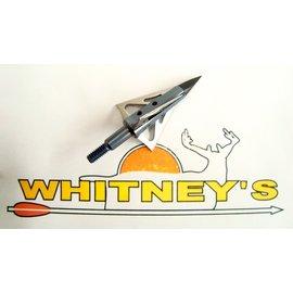 New Archery Products (NAP) NAP Thunderhead Razor 100 Broadhead-60-779