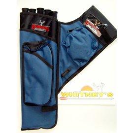 Bohning Company, LTD Bohning Target Quiver LEFT Hand -Blue