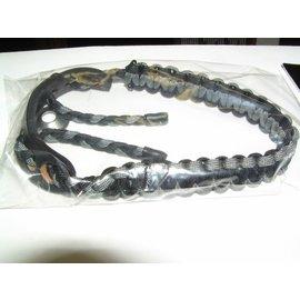 Paradox Products Paradox BowSling Elite Cobra Wrist Sling/Strap -Black/Grey