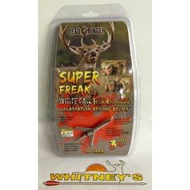 """Dead Ringer LLC Dead Ringer Super Freak 100 Gr., 2 Blade, 1 3/4"""" To 2 1/4"""" Cut-DR5207"""