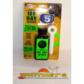 Hunter Safety System HS Hunter's Specialities 180 Day Estrus -03055-Mail in Rebate