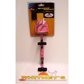 Altus Brands Kwikee Kwiver Co. 3 Arrow Quiver -Mossy Oak Blaze Pink - K3S