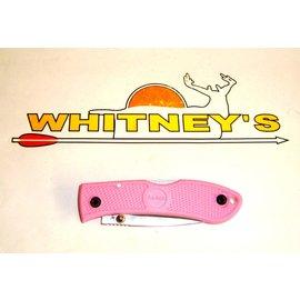 KA-BAR KA-BAR Folding Pocket Knife-Pink-4072 Small