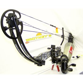 Escalade Cajun Archery Sucker Punch Compound Bow Bowfishing Package #A4CB21005L