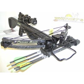 Parker Compound Parker Black Hawk High Performance Crossbow w/Illuminated Reticle